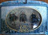 Les soldats et les scènes, les Rangers du Gondor