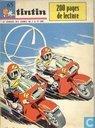 Tintin recueil souple 65