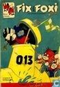 Strips - Fix en Fox (tijdschrift) - 1960 nummer  18