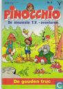 Bandes dessinées - Pinocchio - De gouden truc