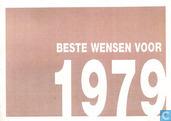 Beste Wensen voor 1979