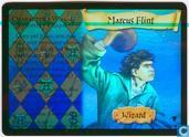 Trading Cards - Harry Potter 2) Quidditch Cup - Marcus Flint