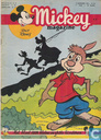 Bandes dessinées - Mickey Magazine (tijdschrift) - Mickey Magazine  62