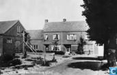 Castelweg m. noodkerk, Valkenburg (Z.H.)