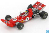 Modelauto's  - Quartzo - March 711 - Ford