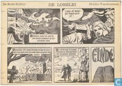 Comic Books - Red Knight, The [Vandersteen] - De lorelei