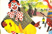 Pipo de Clown sierbehangstroken (Jan Wesseling)