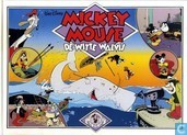 Comic Books - Mickey Mouse - De witte walvis