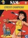 Comic Books - Sam [Bosschaert] - Circus Campioni