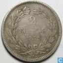 Frankrijk 2 francs 1832 (W)