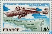 Liaison postale aérienne