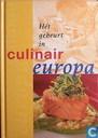 Het gebeurt in culinair Europa