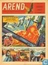 Comic Books - Arend (tijdschrift) - Jaargang 11 nummer 17