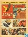 Bandes dessinées - Arend (magazine) - Jaargang 9 nummer 2