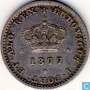 Portugal 50 reis 1877