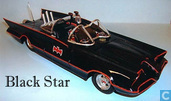 Batmobile Black Star