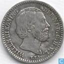 Niederlande 10 Cent 1874 (Schwert)