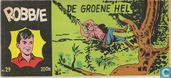 Comics - Robbie - De groene hel