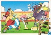 Asterix  Paardensport