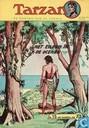 Strips - Tarzan - Het eiland in de oceaan