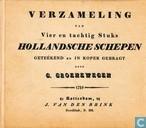 Verzameling van Vier en tachtig Stuks Hollandsche Schepen: Geteekend en in koper gebragt door G. Groenewegen