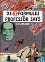 Comic Books - Blake and Mortimer - De 3 formules van professor Sató 1