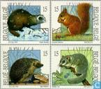 1992 Native animals (BEL 941)