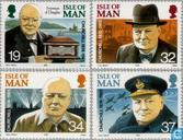 1990 Churchill, Winston Sir 1874-1965 (MAN 107)