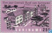 la banque centrale 1957-1967