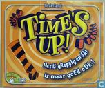 Time's Up ! Het is grappig en dat is maar goed ook !