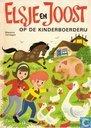 Elsje en Joost op de kinderboerderij