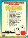 Bandes dessinées - Knudde - Smallroomdancing bij Knudde