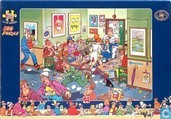 Puzzles - Tandarts - At the dentist