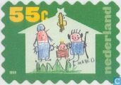 Postzegels - Nederland [NLD] - Decemberzegels