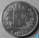 France 2 francs 1817 (H)