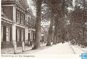 Koepoortsweg met St. Jansgasthuis, Hoorn