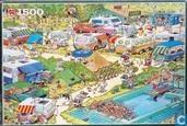 Puzzles - Camping chaos - Camping chaos