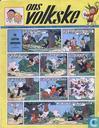 Strips - Ons Volkske (tijdschrift) - 1958 nummer  45