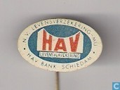 HAV Levensverzekering N.V. Levensverzekering mij. HAV Bank Schiedam