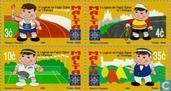 1993 Jeux Olympiques petits Etats européens (LAM 227)
