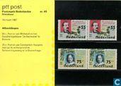Postzegels - Nederland [NLD] - Herdenkingen