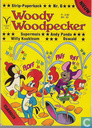 Bandes dessinées - Andy Panda - Woody Woodpecker strip-paperback 6