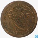 België 2 centimes 1834