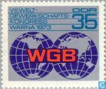 Weltgewerkschafts-Kongreß