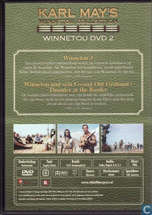 Winnetou Dvd