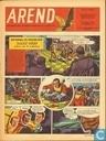 Bandes dessinées - Arend (magazine) - Jaargang 11 nummer 8