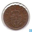 Münzen - Preußen - Preussen 1 Pfenning 1868 (B)