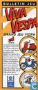 """Flyer """"Bulletin jeu Viva Vespa"""""""