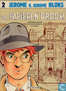 Comic Books - Jerome K. Jerome Bloks - De papieren droom