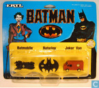 Batmobile Batwing Joker Van
